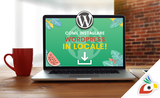 come installare wordpress in locale