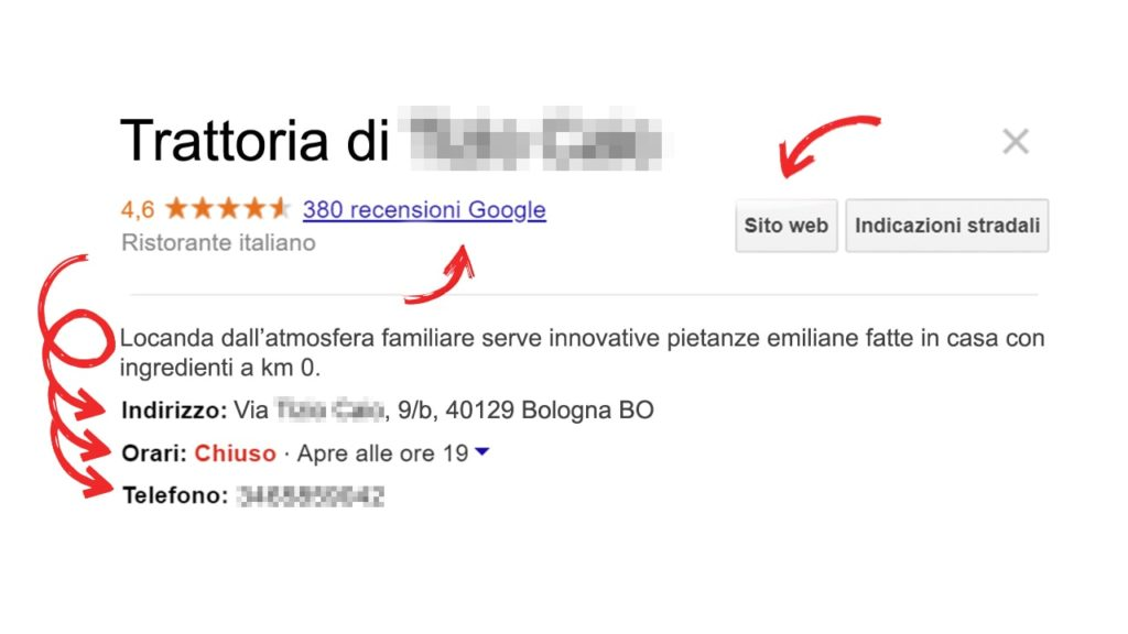 Google-my-business-ristorante